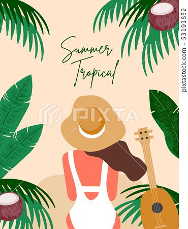 夏季熱帶04 53191852