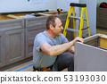 Assembling furniture white large trash can screws 53193030