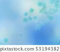 배경 - 일본 - 일본식 - 일본식 디자인 - 종이 - 단풍 - 여름 - 축제 - 하늘색 53194382