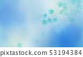 배경 - 일본 - 일본식 - 일본식 디자인 - 종이 - 단풍 - 여름 - 축제 - 하늘색 53194384