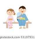 Yukata couple 53197931