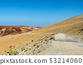 hiking path to the summit towards sandy Montana 53214060