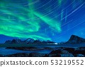 Northern Lights in Norway 53219552