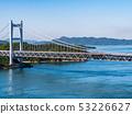 Okayama Prefecture Kurashiki-shi Shimotsui Seto Ohashi Bridge 53226627