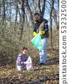 daughter, father, garbage 53232500