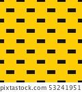 Straight road pattern vector 53241951
