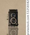 배경 - 카메라 - 복고풍 53258382
