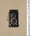 배경 - 카메라 - 복고풍 53258386