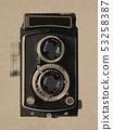배경 - 카메라 - 복고풍 53258387