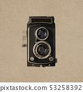 배경 - 카메라 - 복고풍 53258392