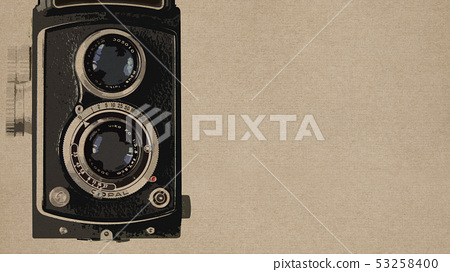 배경 - 카메라 - 복고풍 53258400