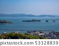 Japan Aegean cattle window Maejima Shozushima Kuroshima Nakanokojima Tanokokojima 53328839