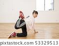 孩子們跳舞教室形象 53329513
