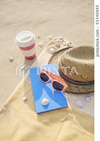 커피,껍질,조개 53340945