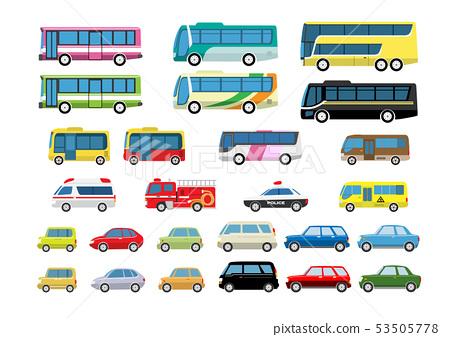 公共汽車車集 53505778