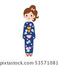 ผู้หญิงยูกาตะ 53571081