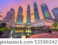 The Petronas Towers 53590342