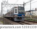 Seibu Shinjuku Line Series 6000 53591339