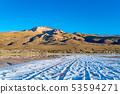 View of the dormant volcano Tunupa 53594271