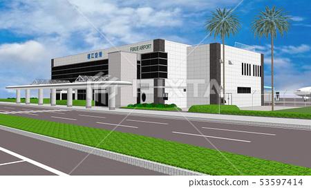 機場航站樓2 53597414