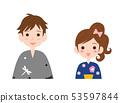 ยูกาตะ 6 ชายหญิงชายและหญิง 53597844