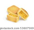The Digital Painting of Taiwanese Pineapple Cake 53607569