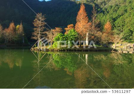 明池,明池森林遊樂區,湖 53611297