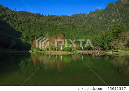 明池,明池森林遊樂區,湖 53611337