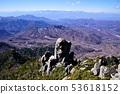 從山頂的大Yasuri岩石 53618152