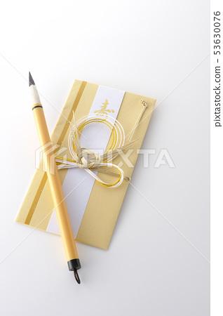 Celebration bag and brush 53630076