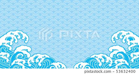 波图像图 53632400