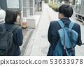 高中生上学 53633978