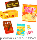 商业甜点插图集 53639521