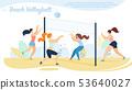 Beach Volleyball, Sportswomen Teams Competition, 53640027