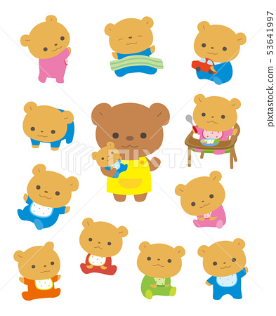 Bear nursery school 53641997