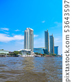 Chao Phraya Waterfront Building 53643597