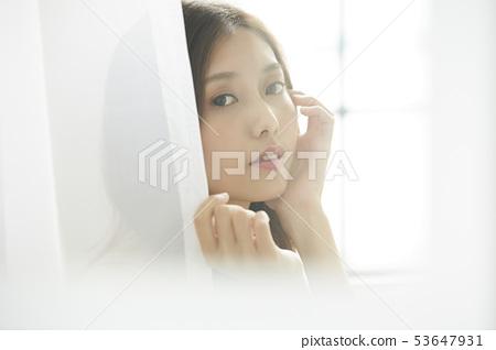 여성 라이프 스타일 53647931