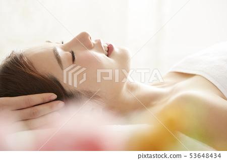 여성 리조트 여자 여행 53648434