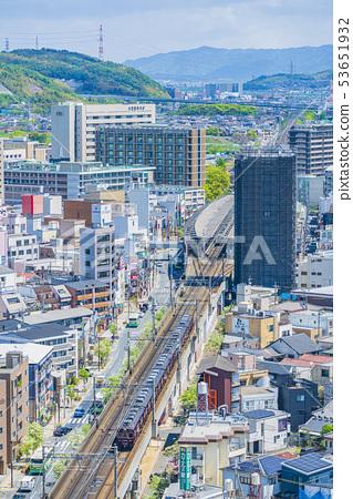 한큐 전철 교토 선 타 카츠키시 역 53651932