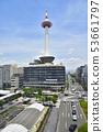Kyoto Tower (Kyoto City, Kyoto Prefecture) 53661797