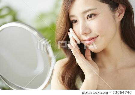 여성 미용 53664746