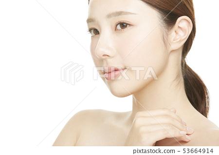 여성 미용 53664914