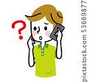 Telephone man question 53669877