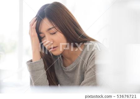 女性身體狀況問題 53676721