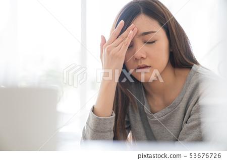 女性身體狀況問題 53676726