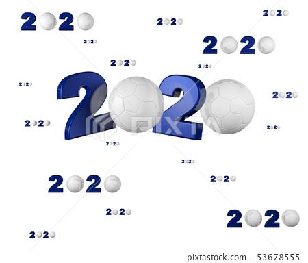 Many Handball 2020 Designs with many Balls 53678555