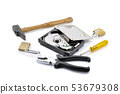 Hard disk protection violently broken 53679308