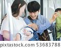 """가족 이미지 촬영 협조 """"게이오 전철 주식회사 ' 53683788"""