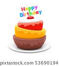 케이크, 생일, 탄생 53690194