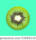 Kiwi slice fruit 53690210